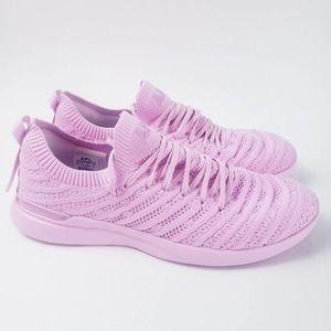 APC TechLoom Wave Breast Cancer Awareness Sneakers